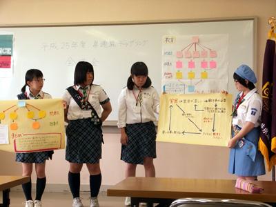 130601 5 福井県連盟ギャザリングが開催されました
