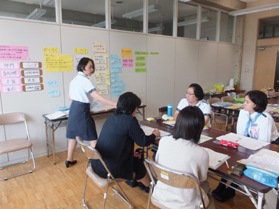 130623 1 リーダー養成講習A、Bを開催しました