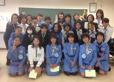 131110 11 J6 (6年生のつどい)が敦賀で開催されました