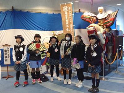 131110 61 J6 (6年生のつどい)が敦賀で開催されました