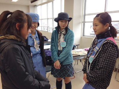 131110 8 J6 (6年生のつどい)が敦賀で開催されました
