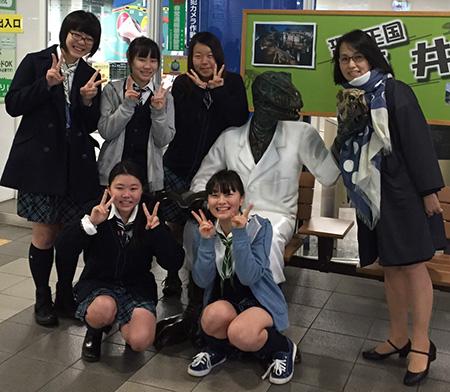 0324 1 レンジャートレイニングに福井から5名参加