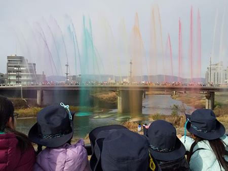 0113 06 福井市の出初式に参加しました
